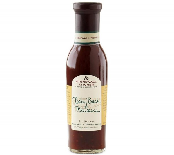 Stonewall Kitchen Baby Back Rib Sauce 330ml