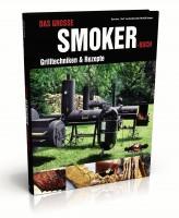 Das große Smoker Buch, ca. 160 Seiten Hardcover