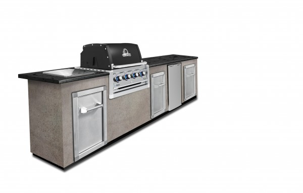 Broil King REGAL™ 420 BLACK Built-In