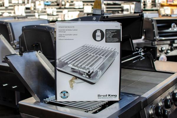 Broil King 800° Infrarot Seitenbrenner zum Nachrüsten