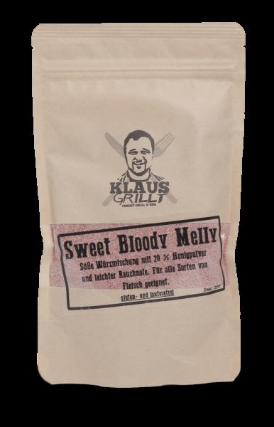 Klaus Grillt Sweet Bloody Melly im Beutel