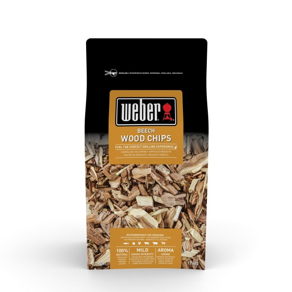 Weber Räucherchips - Beech (Buche) 700g