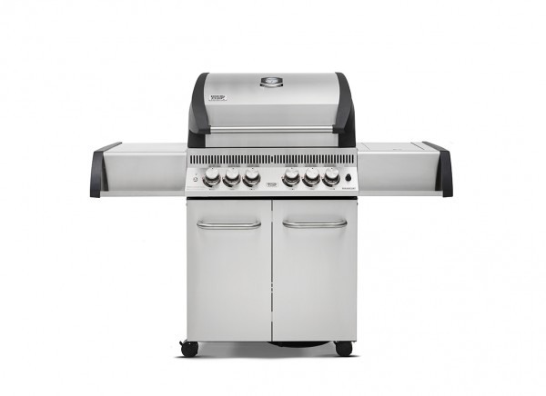 BroilChef Gasgrill Paramount 540 Edelstahl