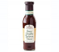 Stonewall Kitchen Honey Sriracha Barbecue Sauce 330ml