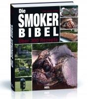 """""""Smoker Bibel"""", Hardcover, 432 Seiten, zweifarbig"""