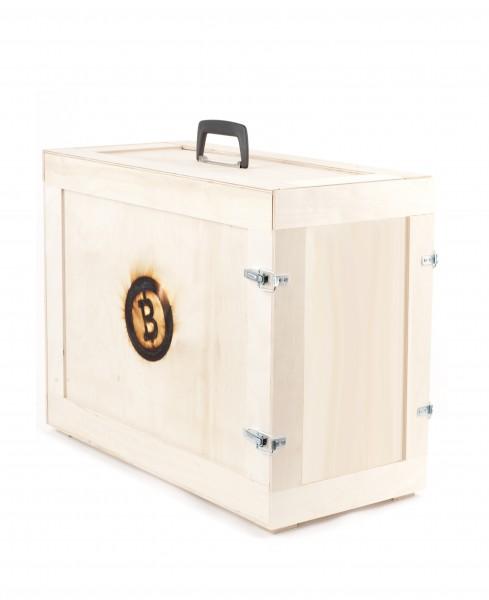 Beefer Transportkiste aus Holz für Beefer One & One Pro