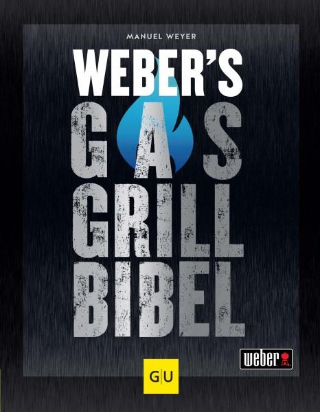 Weber Weber's Gasgrillbibel