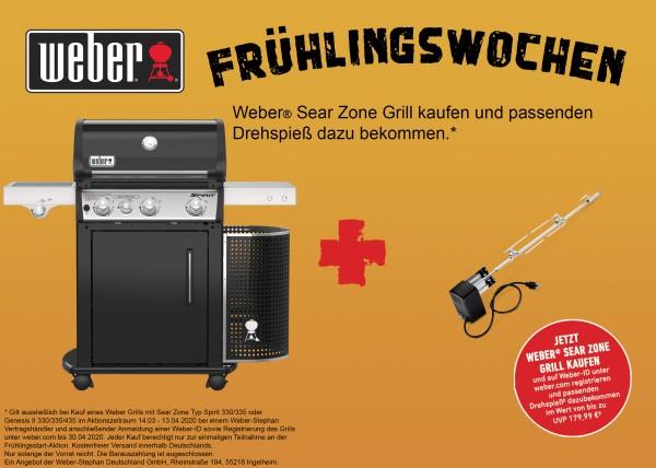 Weber Spirit EP-335 Premium GBS, Limited Edition