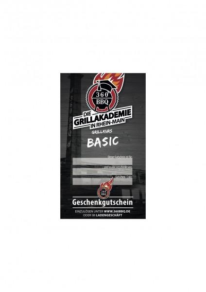 Grillkurs - BASIC