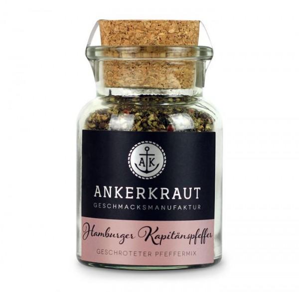 Ankerkraut Hamburger Kapitänspfeffer im Korkenglas