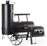 "JOE´s BBQ Smoker 24"" Chuckwagon, Catering"