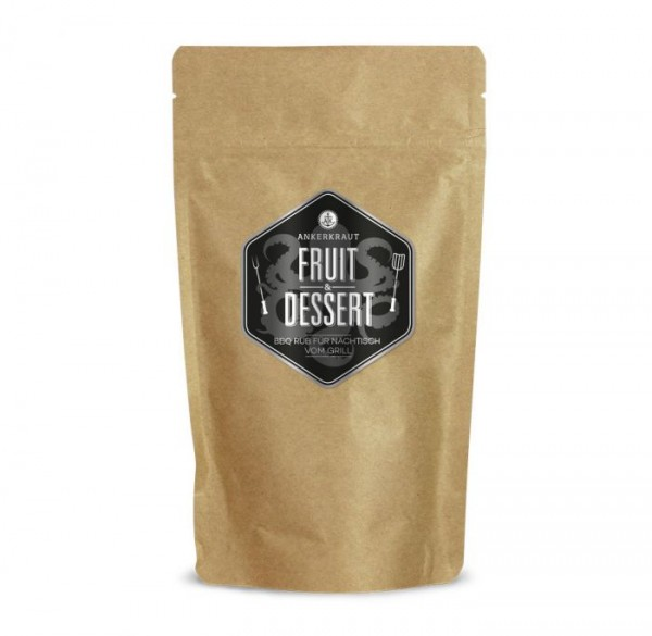 Ankerkraut Fruit & Dessert im Beutel 250g