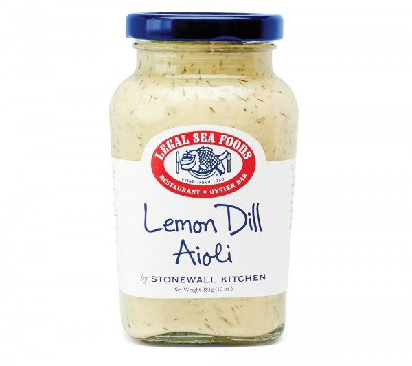 Stonewall Kitchen Lemon Dill Aioli (283g)