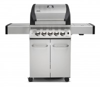 BroilChef Gasgrill Paramount 430 Edelstahl