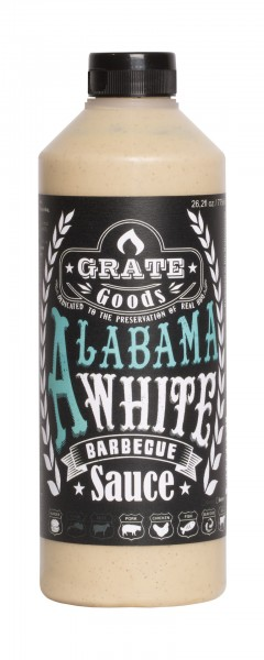 Grate Goods Alabama White Barbecue Sauce (gross) 775ml