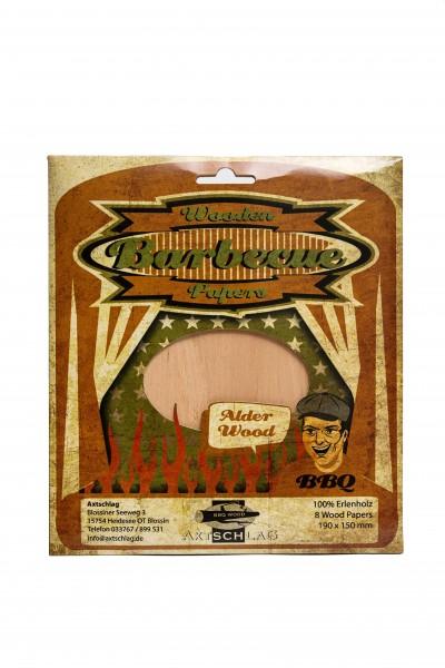 Axtschlag Wood Papers - Alder (Erle) 190x150