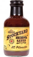 Stockyard KC Pitmaster BBQ Sauce 350ml