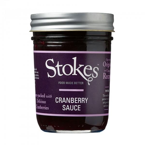 Stokes Cranberry Sauce 260g
