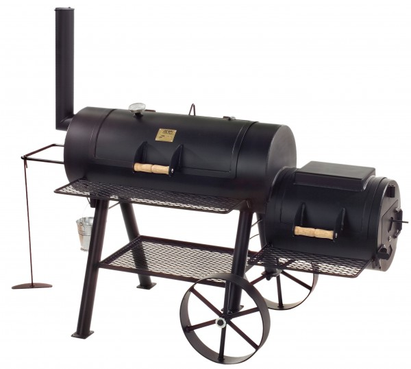 "JOE's BBQ-Smoker 16"" Longhorn"