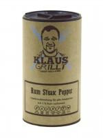 Klaus Grillt Rum Steak Pepper im Streuer (100g)