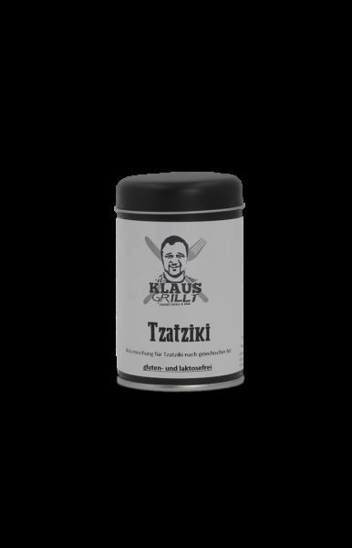 Klaus Grillt Tzatziki Würzer im Streuer
