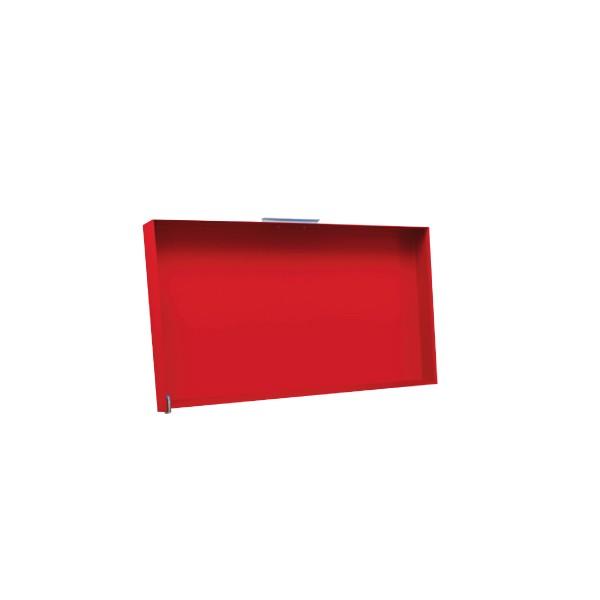 INOX Abdeckung für Rainbow Plancha - E50