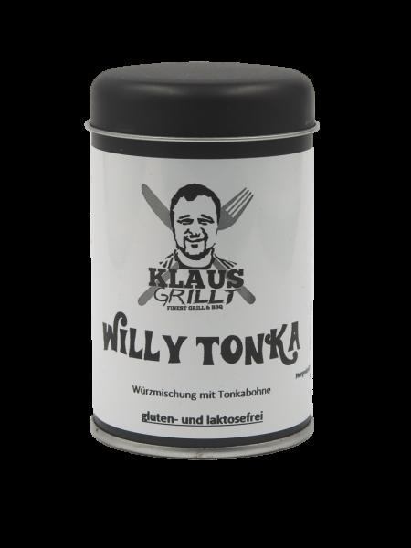 Klaus Grillt Willy Tonka im Streuer 120g