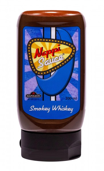 Nappi Sauce Smokey Whiskey (300ml)