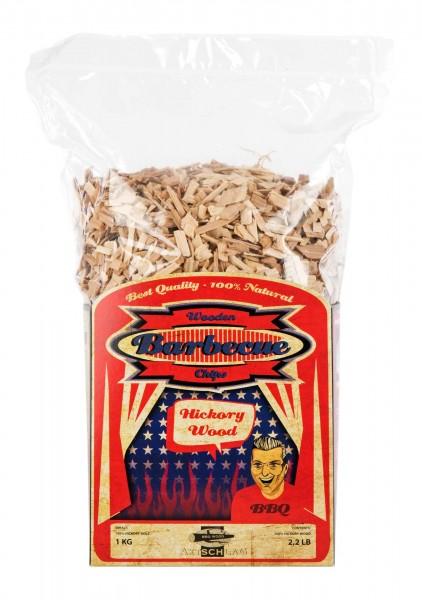 Axtschlag Räucherchips - Hickory 1kg