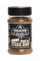 Grate Goods Beef or Steak Rub im Streuer (180g)