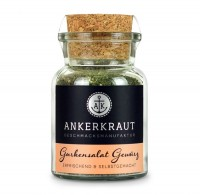 Ankerkraut Gurkensalat Gewürz im Korkenglas 60g