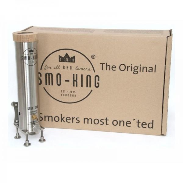 Smo-King Grill-Smo Kaltrauchgenerator Batteriepumpe