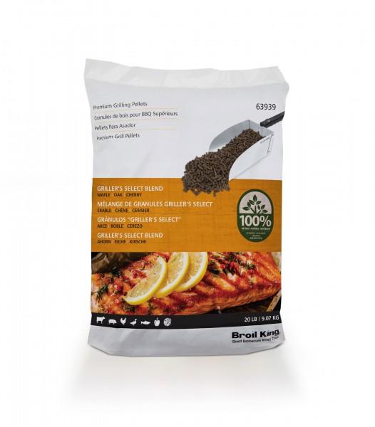 Broil King Pellets Grillers Select BBQ Mischung - 9kg Beutel