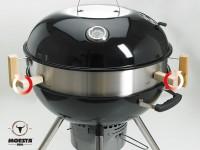 Moesta BBQ Verschluss Premium für Smokin' PizzaRing