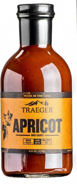 Traeger Apricot BBQ Sauce (473 ml)