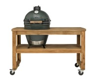 Big Green Egg - Tisch Acacia Large