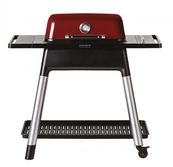Everdure FORCE Gasgrill Red