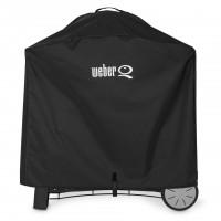 Weber Premium Abdeckhaube - Für Q 2000-Serie & Q 3000-Serie