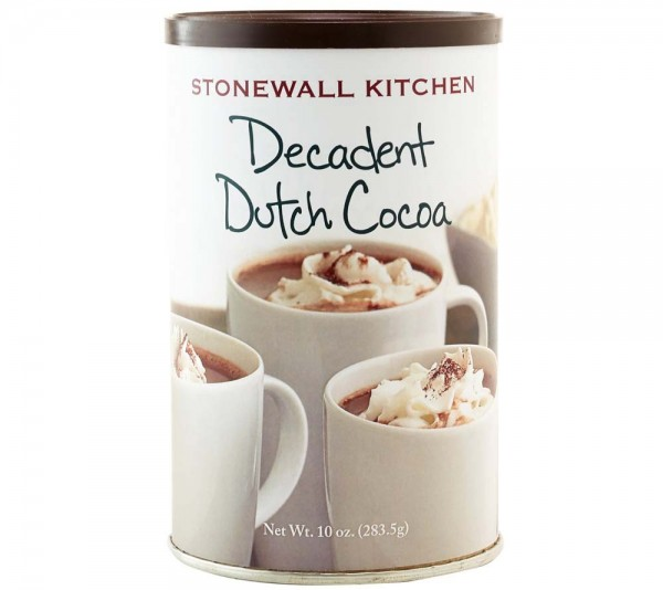 Stonewall Kitchen Decadent Dutch Cocoa