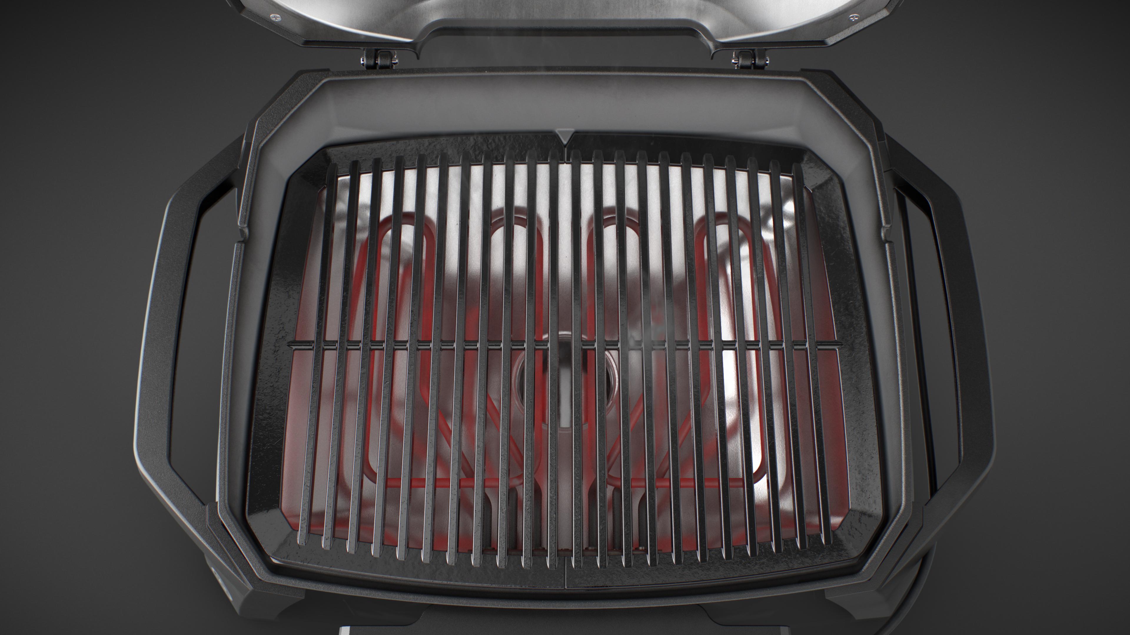 Weber Elektrogrill Pulse Mit Rollwagen : Weber pulse mit rollwagen elektrogrill ° bbq frankfurt