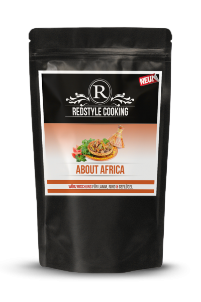 Redstyle Cooking About Africa 250g