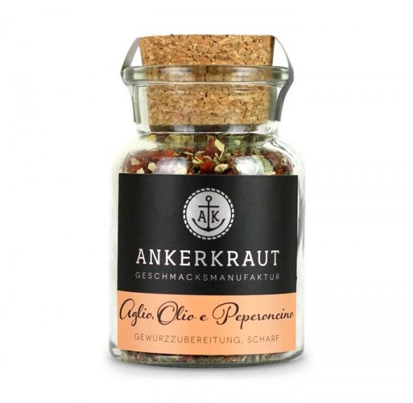 Ankerkraut Aglio, Olio e Peperoncino im Korkenglas 65g