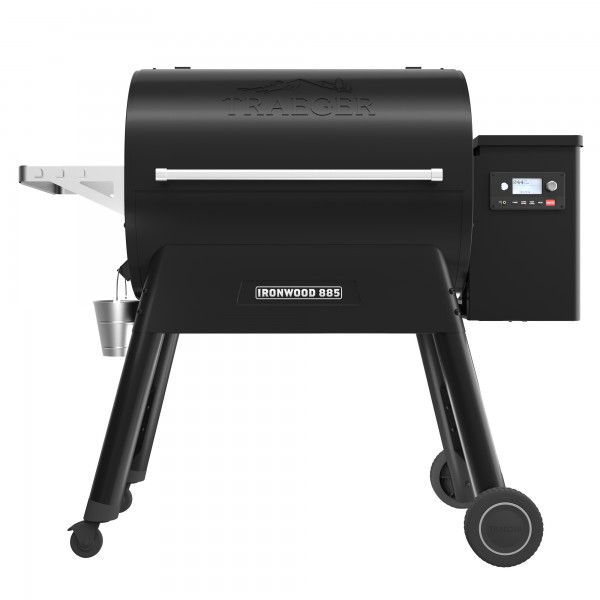 Traeger Ironwood 885 Pelletgrill (Modell 2020)