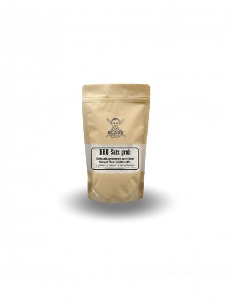 Klaus Grillt BBQ Salz im Beutel (grob) 450g