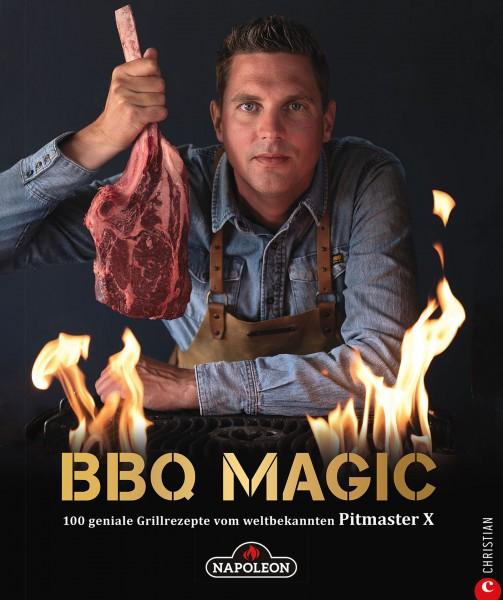 Napoleon Grillbuch BBQ Magic