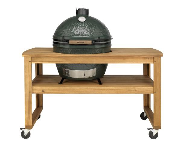 Big Green Egg Akazien-Tisch für XL Keramikgrill