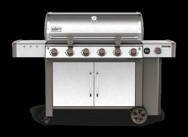 Weber Genesis II LX S-640 GBS (2018)