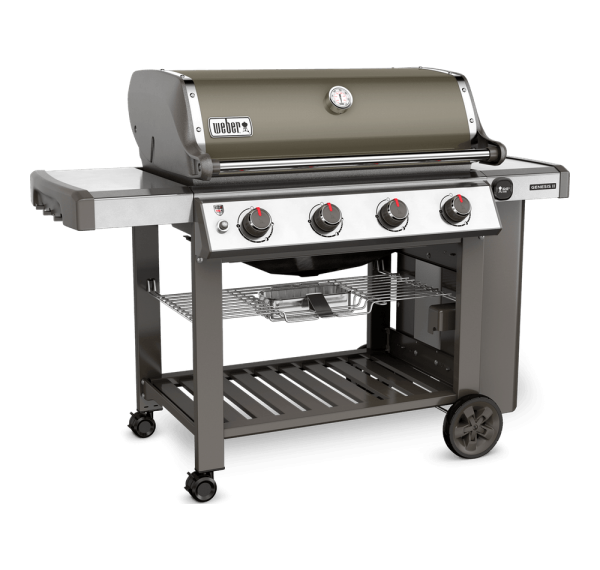 Weber Genesis II E-410 GBS Gasgrill, Smoke