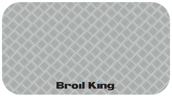 Broil King Grillmatte Silber