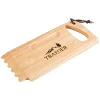 Traeger Holzschaber für die Grillrost-Reinigung
